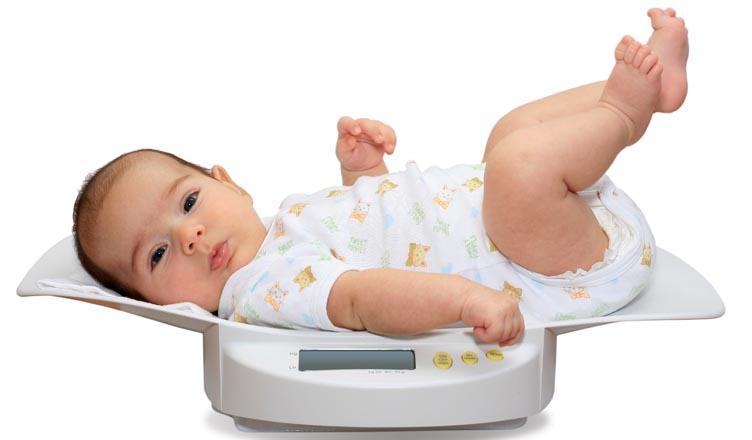 tablas de estatura y peso
